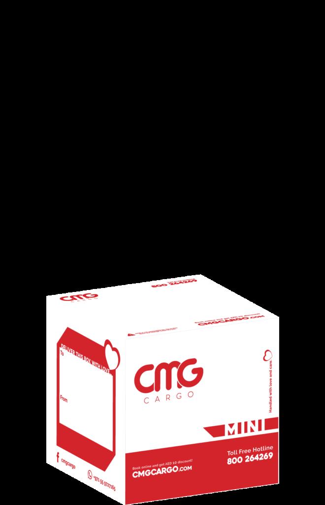 RATES & SIZES – CMG Cargo
